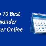 Best Online Calendar Maker (Free and Paid)