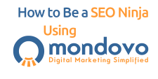 Mondovo Tutorial: How to Be a SEO Ninja Using Mondovo