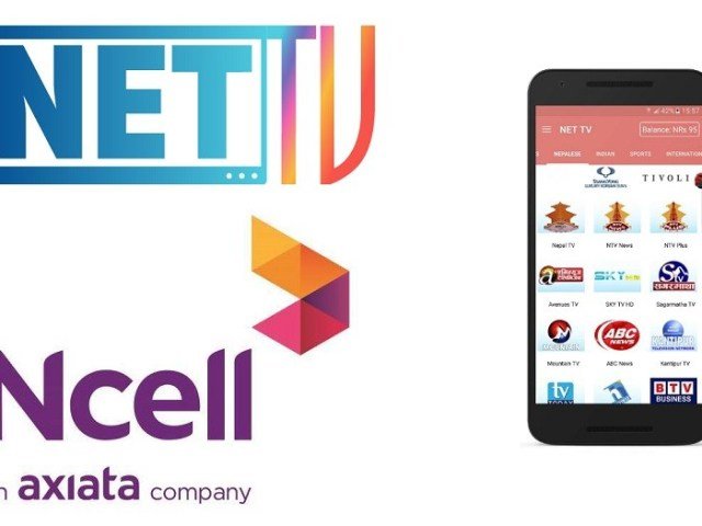 Ncell TV Pack