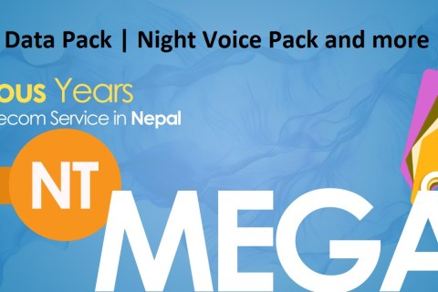 NT Mega Offer | 4G Data Pack | Night Voice Pack and more