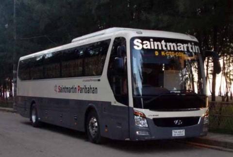 Saintmartin Paribahan All Ticket Counter Number