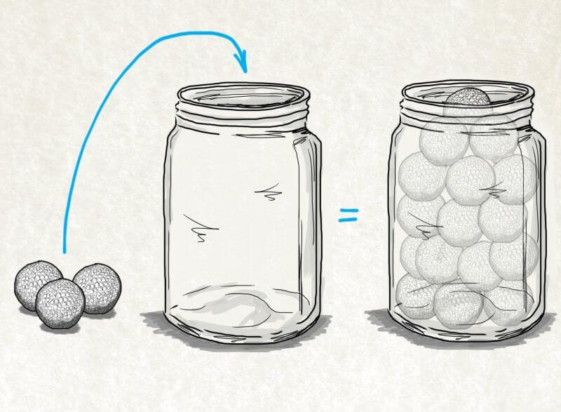 O jarro de vidro: uma história que você nunca mais vai esquecer.
