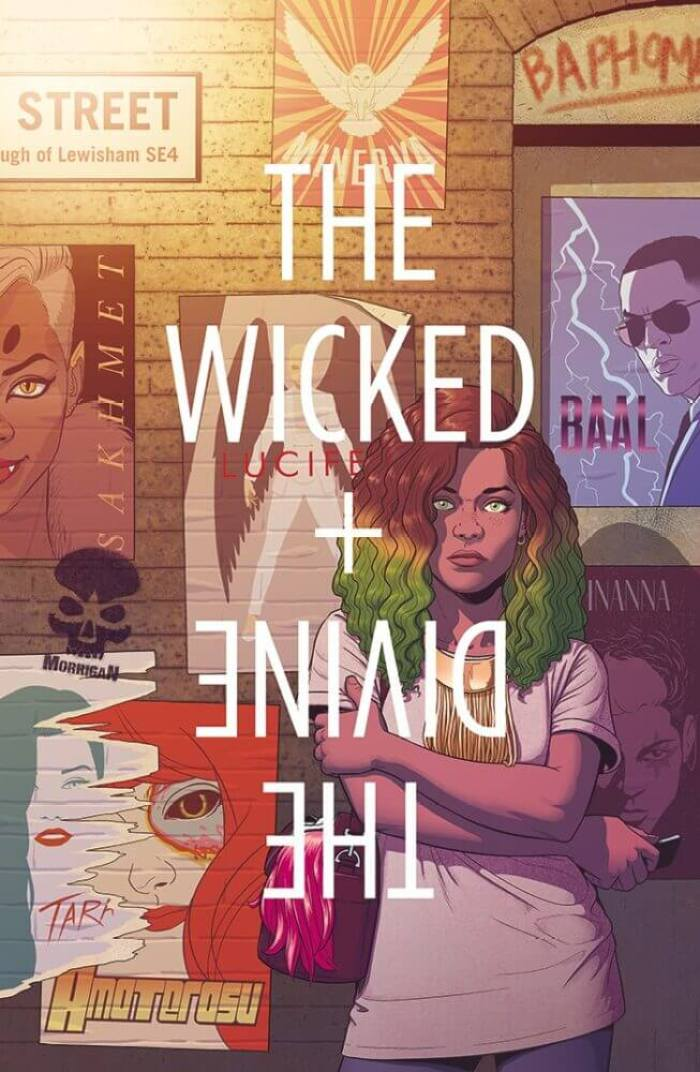 The Wicked + The Divine, Exhibition, The Gallery at Munro House