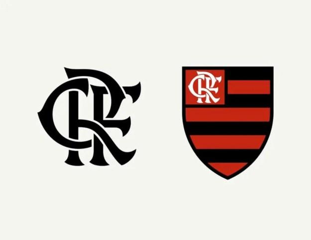 A nova identidade visual do Clube de Regatas do Flamengo