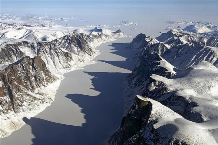 The Fjords of Baffin Island