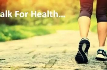 walking for good health