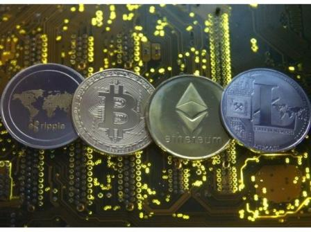 Cryptocurrency in the market