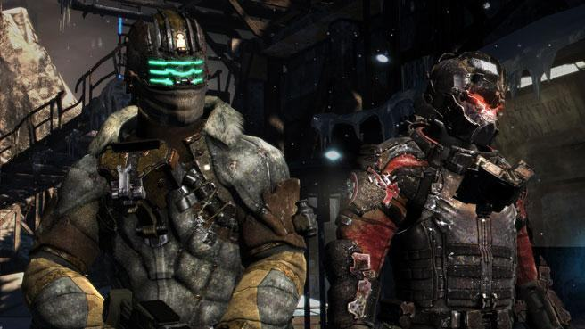 End of Dead Space 3 + Weekly Update