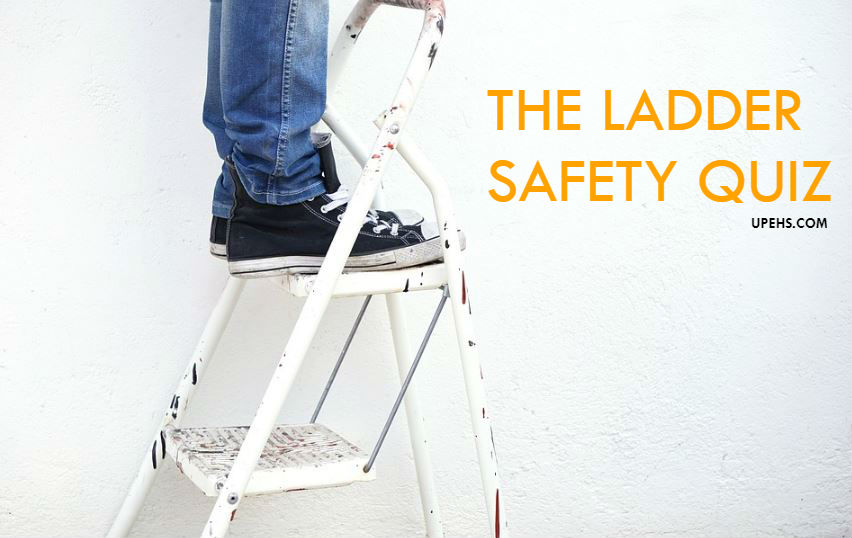 LADDER SAFETY QUIZ IMAGE