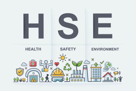 health safety environment works and protects together