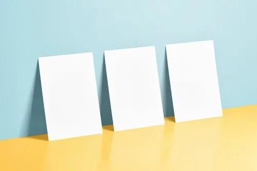 choisir le bon papier !