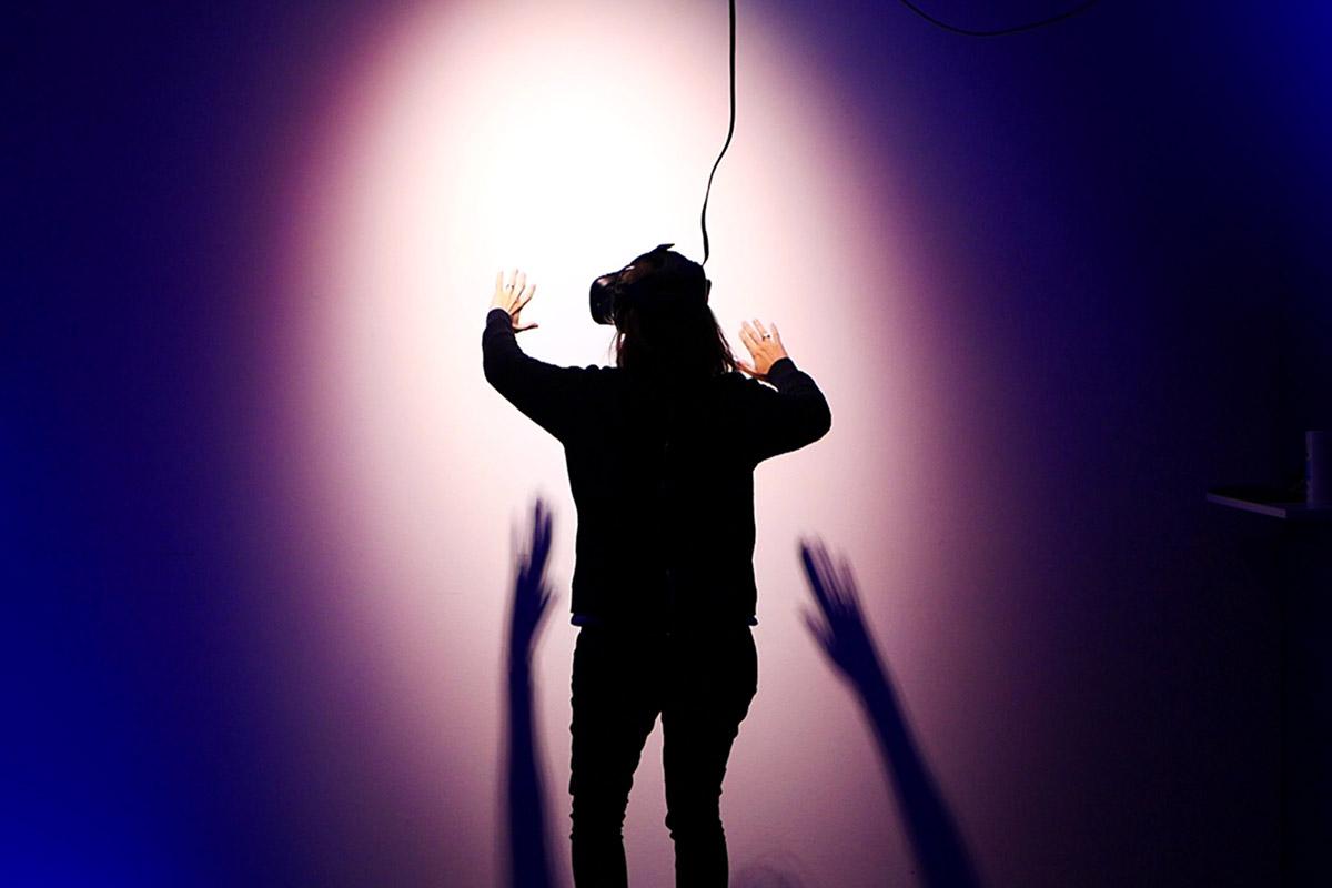 L'art de la réalité virtuelle