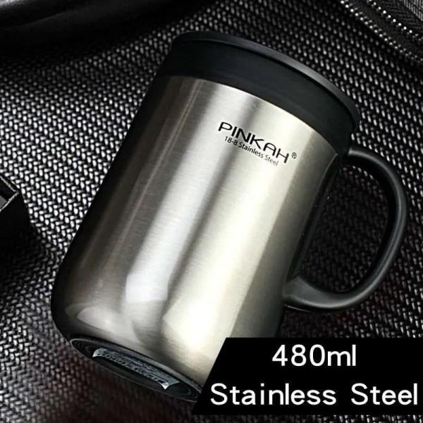 304 Stainless Steel Thermos Mug 5