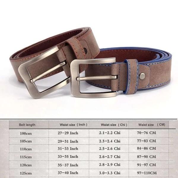 2019 Men's Designer High Quality Genuine Leather Belt 5