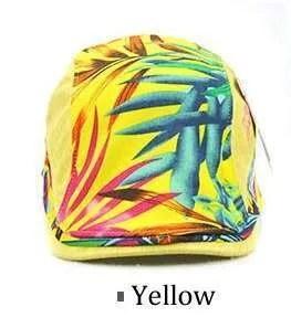 Adjustable Beret Caps Spring Summer Outdoor Sun Hats 7
