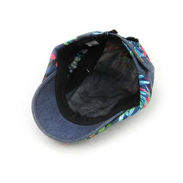 Adjustable Beret Caps Spring Summer Outdoor Sun Hats 2