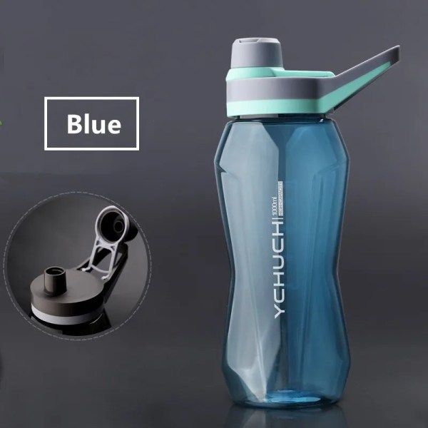 Large Capacity Portable Sports Water Bottle 8