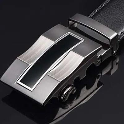Men Top Quality Genuine Leather Belt 8
