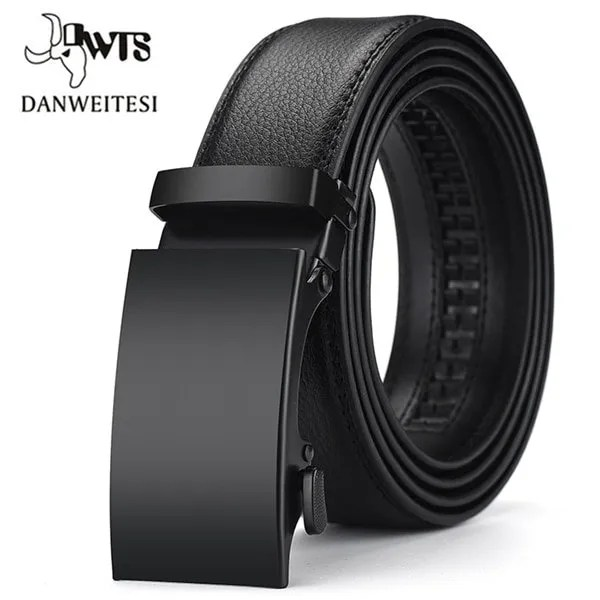 Men Top Quality Genuine Leather Belt 10