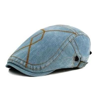 Men Fashion Jeans Hat 10