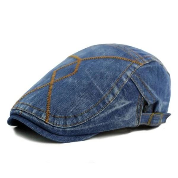 Men Fashion Jeans Hat 6