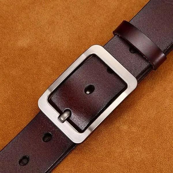 Casual Men's Genuine Leather Belt 11