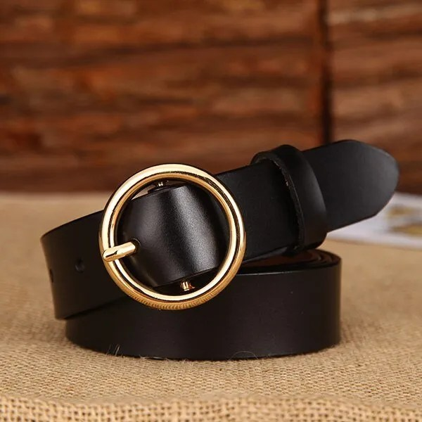 Designer Leather Belt for Women 10