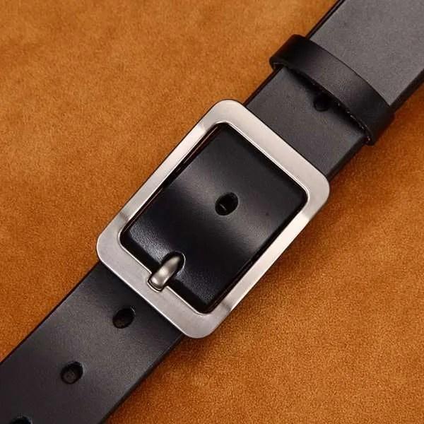 Casual Men's Genuine Leather Belt 12