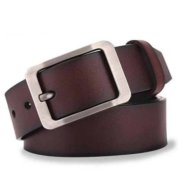 Casual Men's Genuine Leather Belt 1