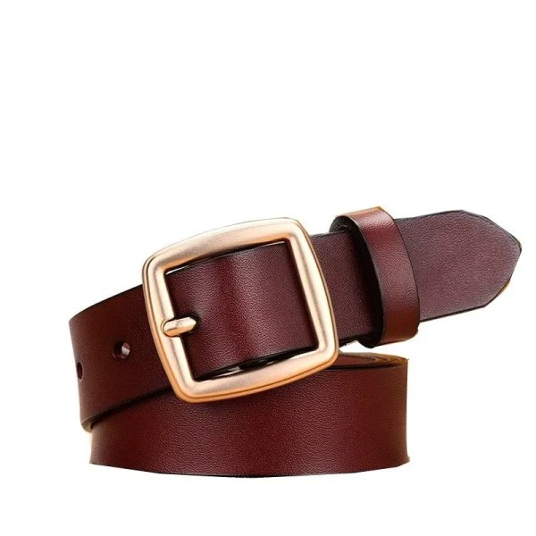 Fashion Women Belt Genuine Leather for Jeans 1