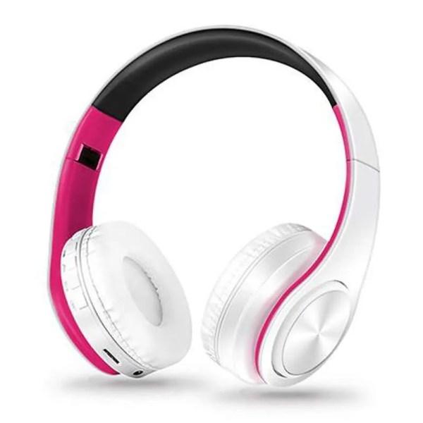 Folding Bluetooth Wireless Headphones 14