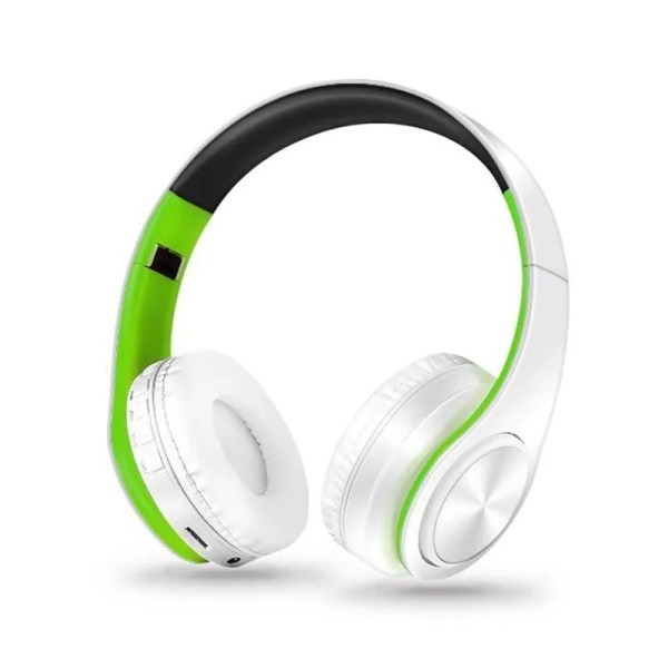 Folding Bluetooth Wireless Headphones 9