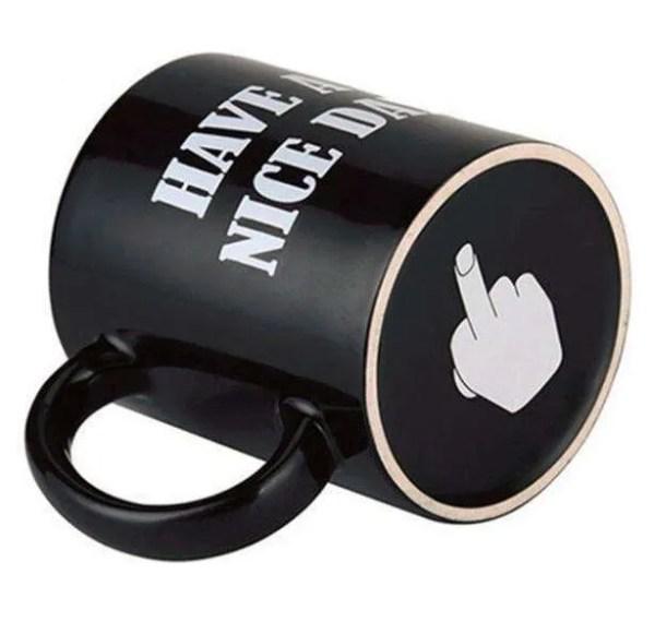 Have a Nice Day Ceramic Novelty Coffee Mug 1