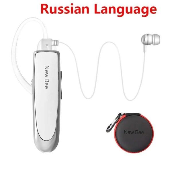 Bluetooth 5.0 Hands-Free Wireless Headphone 12