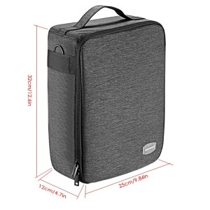 Waterproof Camera Bag and Lens Storage Case