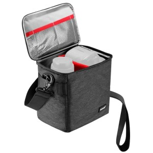 Camera Lens Storage Case