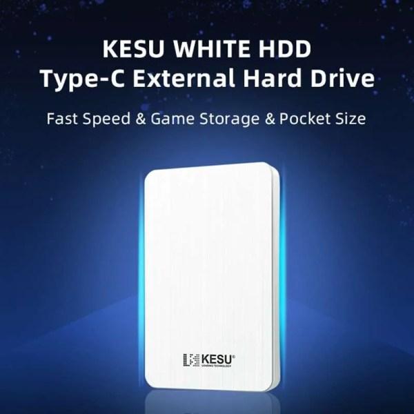 "High Quality KESU HDD 2.5"" External Hard Drive 2"