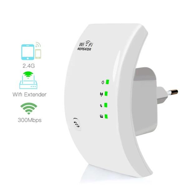 300 Mbps Wireless WiFi Repeater WiFi Booster WiFi Amplifier 1