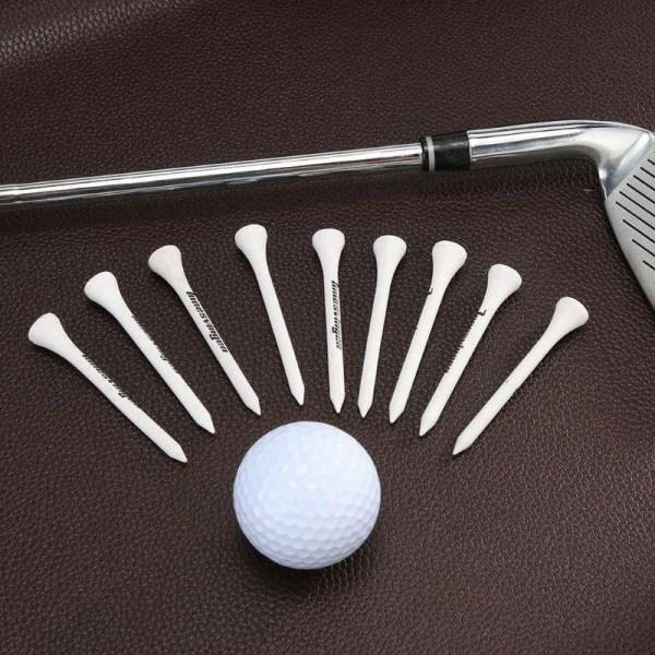 Mini Portable Golf Ball Holder Bag SBR Neoprene Waist Pack w/ 4Tees+2 Balls