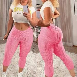 Women  Tummy Control Stretchy Workout Leggings