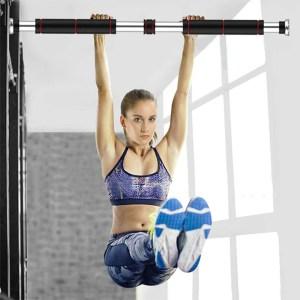 Horizontal Bar Indoor Doorway Pull-Ups Fitness Equipment