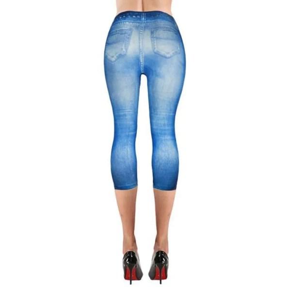 Women Summer Leggings Jeans Style 19