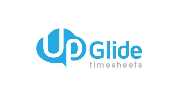 UpGlide Timesheets Logo