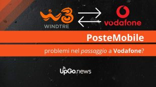 PosteMobile, WindTre to Vodafone.  Is it better or worse now?