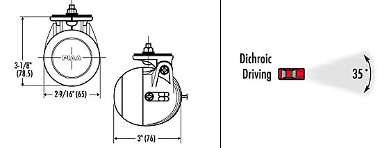 PIAA Driving and Fog, Clear and Ion Crystal Lamp Kits from