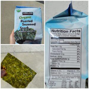 Seaweed www.upgrademyfood.com