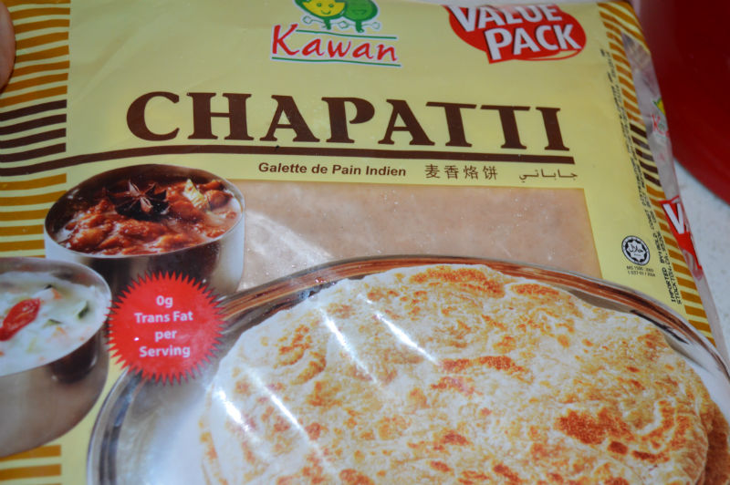 Kawan chapathi www.upgrademyfood.com