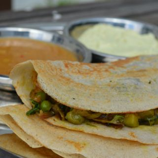 Upgraded masala for dosa or puri (without potato)