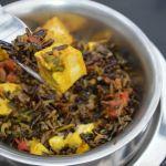 Healthy vegan biryani recipe