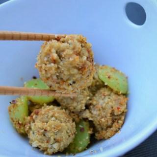 Healthy Ammini Kozhukattai (Oat Dumplings)
